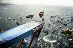 Red Bull Cliff Diving World Series de regresso aos Açores