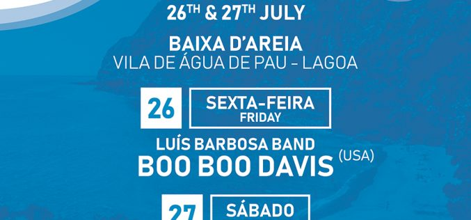 Caloura Blues vai estar presente no European Blues Market