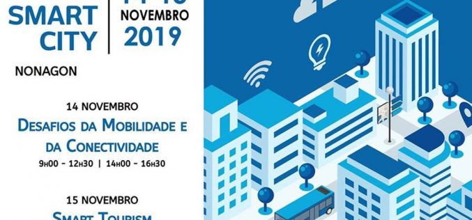 Nonagon é palco do evento Lagoa Smart City